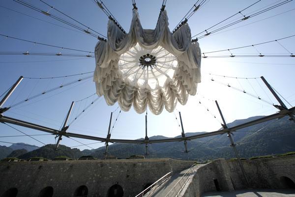 Umbrella Parachute Roof Department Of Textilesmithing