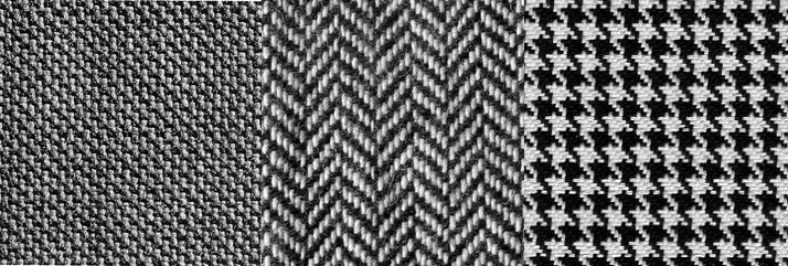Sharkskin Herringbone And Houndstooth Department Of